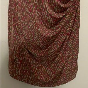 Michael Kors Dresses - Fun Flirty Michael Kors Green & Pink Dress